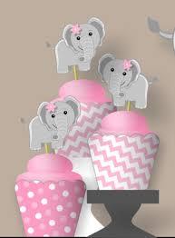 Elephant Baby Shower  EtsyElephant Themed Baby Shower For Girl