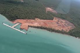 Major Port Built On Tiwi Islands Without Environmental Approvals