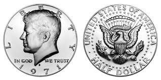 1971 S Kennedy Half Dollar Coin Value Prices Photos Info