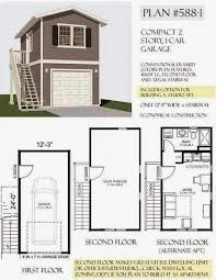 Two Story Garage Apartment Plan Awesome Free Plans And Designs Two Story Garage Apartment