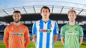Goodball.com, main sponsor of Real Sociedad - Real Sociedad de Football  S.A.D.