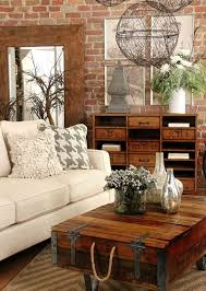 Living Room Rustic Decorating 27 Best Rustic Chic Living Room Ideas And Designs For 2017