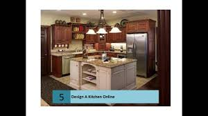 Design A Kitchen Free Online Free Online Kitchen Planner 3d Kitchen Design Youtube
