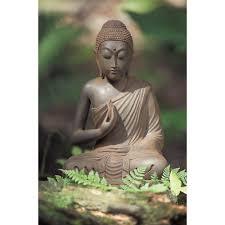 buddha garden statue. Metta Garden Buddha Statue A