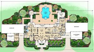 mansion house plans. Modren Plans Amazing Mansion House Plans Throughout M