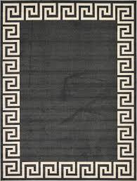 modern carpet designs. Modern-Greek-Design-Border-Area-Rug-Contemporary-Large- Modern Carpet Designs U