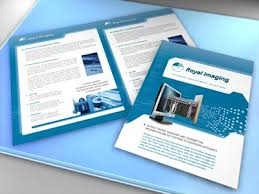 Bifold Brochure - Brochure Design For Project Royal Imaging