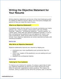 Resume Declaration Resume Templates Examples Best Of Stock How To