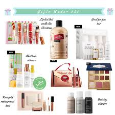 beauty gifts under 25 for the make up