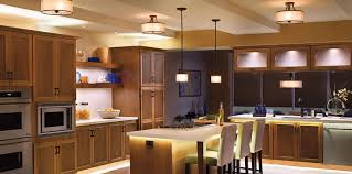 design pro led 42386miz 42384miz kitchen installation employs three design pro led modular under cabinet lighting