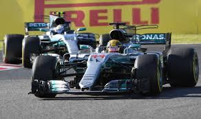 F1 constructors championship 2017