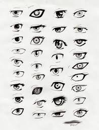 drawing eyes anime how to draw anime lips how to draw