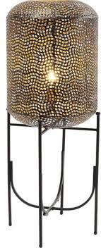 Kare Design Vloerlamp Oasis H92 Cm Zwart