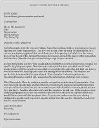 Professional Letter Format Example Enchanting Sample For L R] Cover Letter Examples 44 Brilliant Ideas Sample Cover