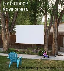 Outdoor Movie HQ  Backyard Movies Screens And ProjectorsMovie Backyard