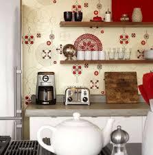 Wall Wallpaper Design Country Kitchen Wallpaper Design Ideas, Design