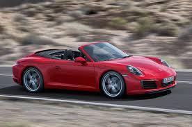 porsche new car release13 Cool Facts About the 2017 Porsche 911