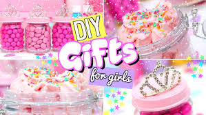 DIY GIFTS FOR HER! Gift ideas for Friends, Mom, Sister, Teacher ...