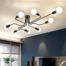bedroom chandelier lighting. Modern LED Ceiling Chandelier Lighting Living Room Bedroom Chandeliers Creative Home Fixtures AC110V/220V