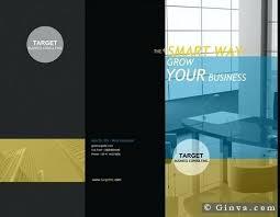 Microsoft Brochure Templates Download Ms Office Brochure Templates Free Microsoft Booklet Template