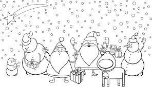 Kerst Licht Kleurplaat Shshiinfo