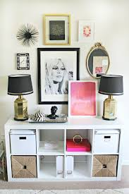 feminine home office. popu0027s of pink feminine chicshannon claireu0027s home office space m