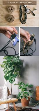 How To Cover Wires Best 25 Hiding Cables Ideas On Pinterest Hide Cables Hiding