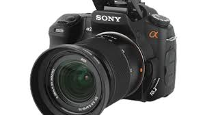 sony digital slr camera. sony digital slr camera