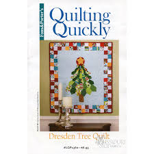 Dresden Tree Quilt Pattern - Fons & Porter — Missouri Star Quilt Co. & Dresden Tree Quilt Pattern Adamdwight.com