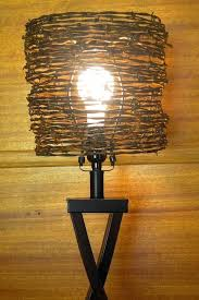 lamp shades western western lamp shades horseshoe lamp with hand