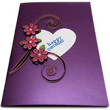 Buy Handmade Birthday Greeting Card Online Get 20 Off