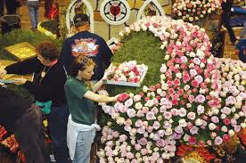 Rose Bowl Float Decorating A Rosy New Year The Agrarian 27