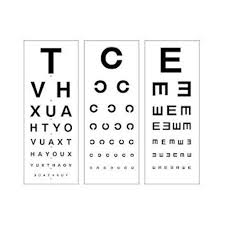 Um Chart Distance Vision Chart View Specifications Details Of