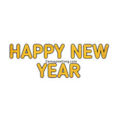 Happy New Year 2019: Happy New Year 2019 Text Png Download For Picsart