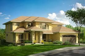 Mediterranean House Plan - Summerdale 31-013 - Front Elevation ...
