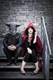 little red riding hood plus big bad wolf rocker