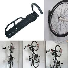 Strong Steel Cycling Bicycle Storage Rack Wall Mounted Bike Hanger Hook  Rack Holder with Screws 30kg Mountain MBT Road Bike Hold-in Bicycle Rack  from Sports ...