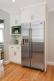 Refrigerator In Kitchen Design