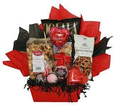 truffle love valentine gift basket