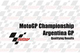 The motogp video pass is available for an annual fee of 139.99. Motogp Qualifying Results From Argentina Asphalt Rubber