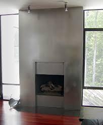 metal fireplace surrounds scandinavian steel fireplace surrounds enhance safety and add beauty
