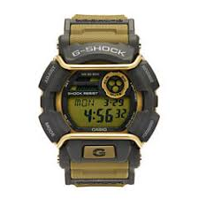 g shock men s watches for jewelry watches jcpenney casio® g shock mens tan and gray led strap watch gd400 9