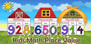80 Prototypical Math Number Placement Chart