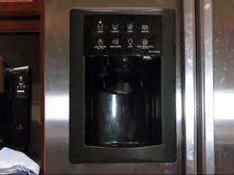 fix your ge refrigerator door ice and water dispenser