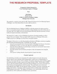 Research Proposal Outline Template Apa Why Is Research Marianowoorg