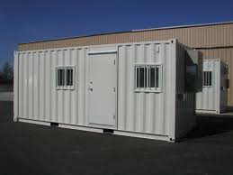 Shipping containers office House Built Out Storage Treehugger Shipping Container Offices For Sale