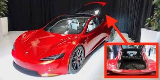 (which i'm sure would be around the ball park) * the 2020 tesla roadster 2.0 but from what i heard, the batteries are subjected to almost a corrosive level of drain. First Look At Tesla Next Gen Roadster Trunk Electrek