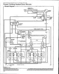 eg6 power folding mirror diagram Wiring Diagram Honda Element 07 Odyssey AC Wiring Diagram