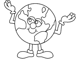 Small Picture Mr Earth Day is Always Optimistic About the World Coloring Page