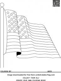Prints perfectly on 8.5 x 11 paper. Get This American Flag Coloring Pages Printable 78532